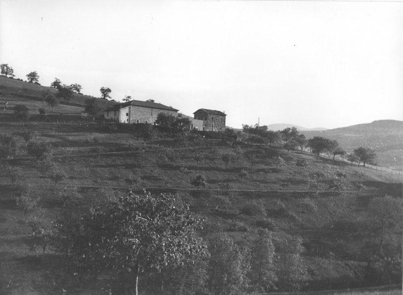 Vue de Bayol autour des années 1940